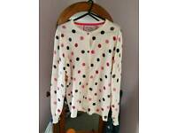 Ladies Cardigan - Size 14