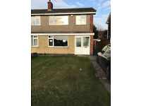 3 bed semi to rent in Rushey Mead, Immaculate, LE4 7ZH, fully refurbished, top spec, cheap