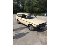 1981 Austin Allegro 1.5 HL Estate Beige Very Rare Car