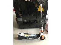 2 brand new electric scooters do right up to adults weighing 70kg