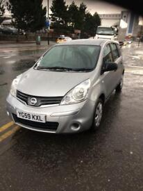 "Automatic Nissan Note ""Reduced""£2850"