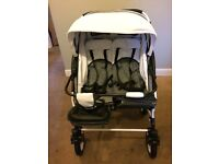 Brand new double/twin pram ADBOR
