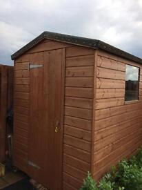 7' x5' Shed