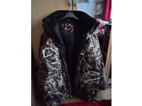 Prologic Max5 Thermo Armour Pro Jacket - new - Size XXL bought for £120.
