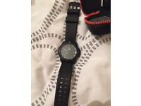 Luminox 3050 all black watch