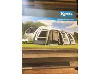 KAMPA Frontier Pro 400 Air Awning with extras