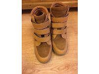 Wedge ankle boot from Dune size 6