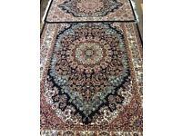 Persian rug with unique design
