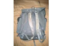 Military rucksack/holdall