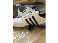 Adidas Powerband Golf Shoes BRAND NEW