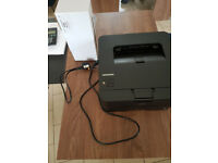 Black Dell 310dw Laser Printer Wireless With 1 Extra Toner In Excellent Working Order