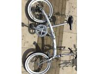 11kg Aluminium as new All type Folding electric hybrid exchange rent repair sell