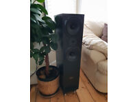 TDL Electronics RTL3 Floor Standing Speakers (modified by Wilmslow Audio Ltd)