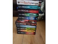 collection of kathy reiches books 11 in total