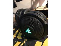 Razer kracken headphones