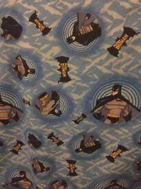Boys Next batman curtains 66x72