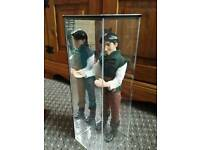 13 Inch Doll Flynn in Mirror Box Casing.