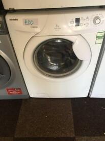 7. KG HOOVER WASHING MACHINE CLEAN AND TIDY