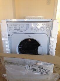 Integrated Washing Machine Brand New with guarantee