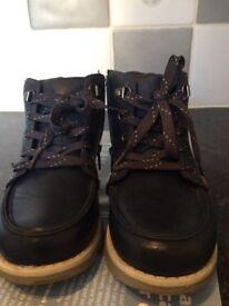 Boys kids smart winter ankle boots p