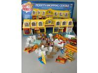 Bluebird oh penny like polly pocket shopping centre