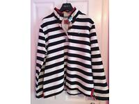 Joules rugby shirt size 20