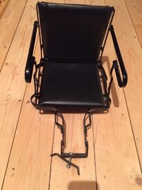 Vintage LECO Bicycle child seat classic