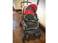 Graco Quattro Baby Doll Stroller - Toy Pram - good condition