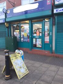 Business Shop Newsagents For Sale Excellent Location-Huge Scope For Growth e.g. Off Licence