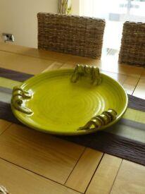 Decorative platter