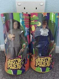 Austin Powers Figures