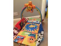 Lamaze baby gym & play mat - Like New