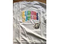 Billionaire Boys Club Sweatshirt (White - L)
