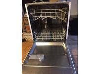 HJA 8630 integrated dishwasher