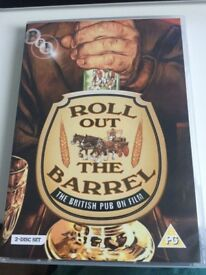 Roll out the barrel - The British pub on Film DVD