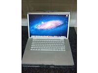 """MacBook Pro 15"""", 2.16Ghz, 3GB RAM, 160GB HDD **No Charger** OSX 10.7.5"""