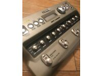 LINE 6 JM4 Loop Pedal (With all necessary attachments)