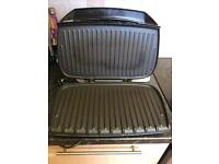 George Forman 10 portion large grill