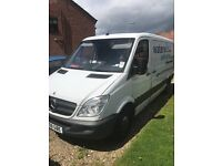 Mercedes Sprinter 120k with FSH, new van forces sale