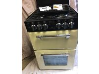 Stoves 55DFW Dual Fuel Cooker