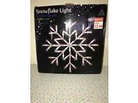 Snowflake Xmas light