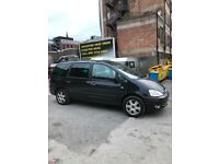 Ford galaxy 05 plate full service history automatic 100,000 miles