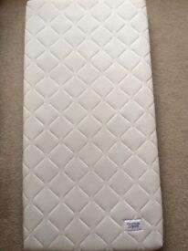 Mamas and papas cot mattress