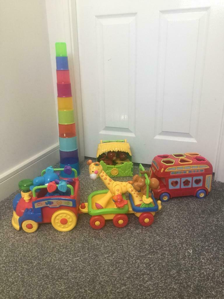 Fisher price and Early Learning Centre toys bundle | in ...