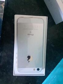 i phone SE for sale brand new today, unwanted up grade. On EE 250 ono