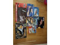 Collection of Airix and Revell model kits