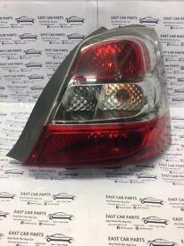 HONDA CIVIC DRIVER OS REAR LIGHT