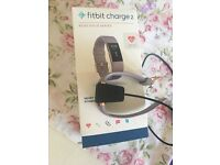Fitbit charge hr 2 rose gold edition small