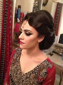 Professional Bridal Hair & Makeup Artist