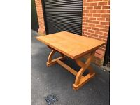 Beautiful Designed Heavy Ash Dining Table